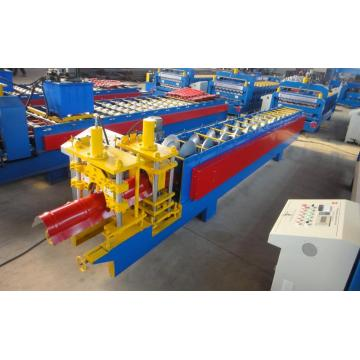 Glazed Tile Roof Ridge Making Machine
