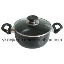 Kitchenware Aluminum Non-Stick Sauce Pot Cookware