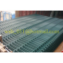 Wire mesh fence panels Curvy Welded Fence Temporary Fence