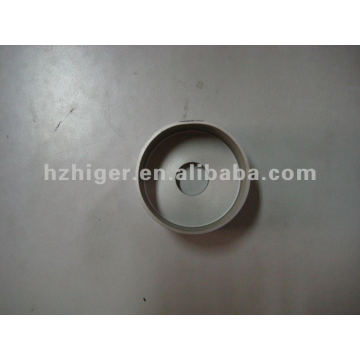 aluminum extrusion auto machinery parts pump parts
