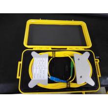 Câble de lancement de fibre optique OTDR compétitif, éliminateur de zone morte OTDR