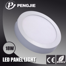 LED Home Lighting 18W SMD2835 Surface LED Light Panel