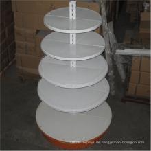Pulverbeschichtung Runde Display Regal von Yuanda Factory