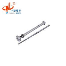 bimetallic with high quality extruder screw barrel for PVC foam board