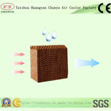 Proteção Ambiental Cooling Pad (CY- wet cuttain)