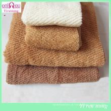 Toalha de banho de algodão grampeada longa do fabricante