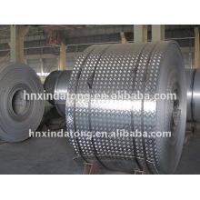 bobinas de aluminio del tejado, bobina de la pisada de aluminio