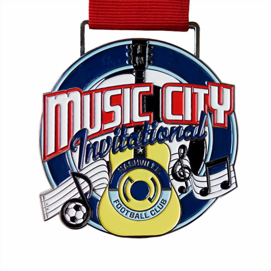 Custom Music Medal