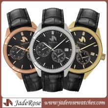 Reloj de acero inoxidable con alta calidad para hombre