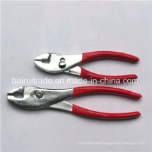 8 Inch China Cheap Slip Joint Plier with PVC Handle