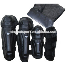 Motorcycle Racing Rider Elbow & Knee Pads Armor Guards Protective Gear Sports Knee Guard Black