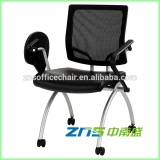 ZNS 806Y-02 series medium mesh conference new design Conference chair with tablet