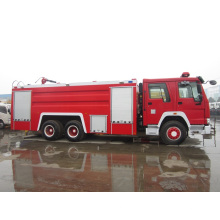 China Fire Truck Günstige Preis Wasser Schaum Feuerwehrauto