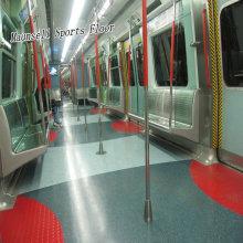 PVC barato / suelo homogéneo para el aeropuerto / subterráneo / oficina