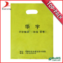 Plastic Die Cut with Customized Logo