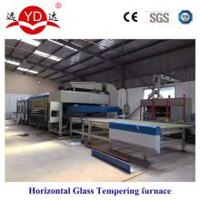 Vidro temperado para forno de têmpera de vidro plano / curvado
