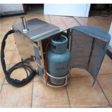 LPG RS1190 portable optima steam car wash for sale LNG