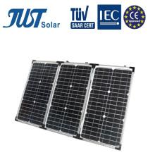 3X40W Складная панель солнечных батарей для солнечной системы в Китае