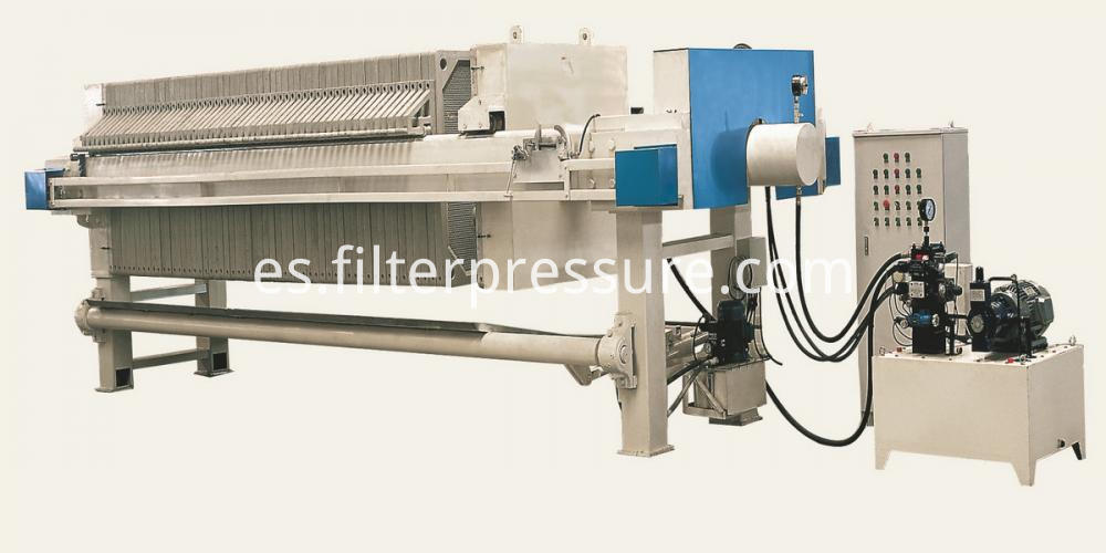 Filter Pressfor Pharmacy