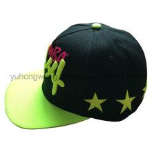Горячая спортивная шапка Snapback для продажи, бейсболка