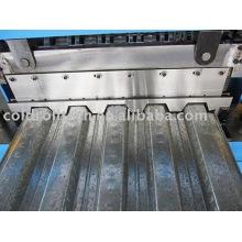 Petit pain en acier de plate-forme de plancher en acier de construction formant la machine