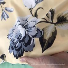 Cópia de tela macia de rayon da fábrica chinesa para o vestido