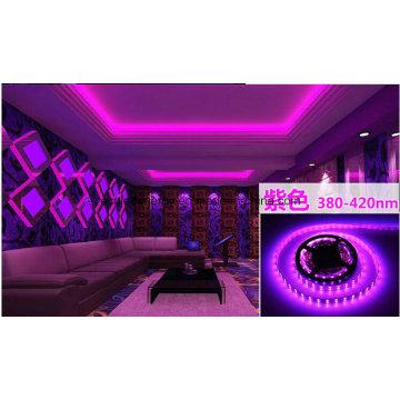 14.4W Ce and Rhos 60SMD3014 Purple LED Strip