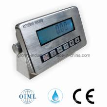 OIML сертифицированный водонепроницаемый цифровой индикатор взвешивания