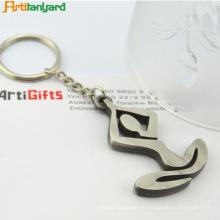 Custom Made Schlüsselanhänger mit vernickelt