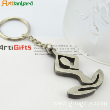 Custom Made Keychains With Nickel Plated