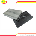 "Aluminium USB2.0 3.5"" External IDE HDD Enclosure"