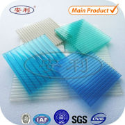 Anli Plastic PC Roofing Twin Wall Polycarbonate Sheet