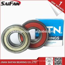 Rodamiento de bolas de Japón 6204 Rodamiento NTN 6204 Rodamiento de máquinas textiles NTN 6204