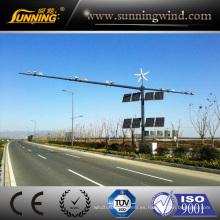 Uso superior de la supervisión de la pequeña turbina de viento del tejado 400W del verano que vende (MAX)