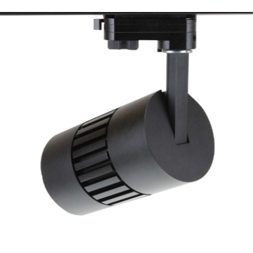 30W 4 fils CREE XP-E Black Track Lighting