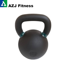 53 LB Powder Coated Kettlebells