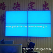 46-inch 700cd/m² Brightness 5.3mm Narrow Bezel LCD Video Screen, Samsung Panel, 1,920*1,080P