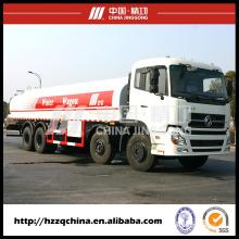 Le constructeur chinois offre le camion de réservoir d'huile, camion de réservoir de carburant (HZZ5313GJY) avec la qualité vendent bien partout dans le monde