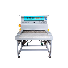 Intelligent rubber slippers shoe making machine pvc oven