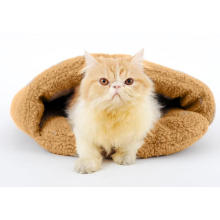 Factory Supply Plush Pet Bed/Bag