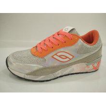 Женщины Молодой Стиль Спортивный Блестящий кроссовки