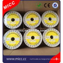 NiChrome 80/20 cable de resistencia NiCr8020