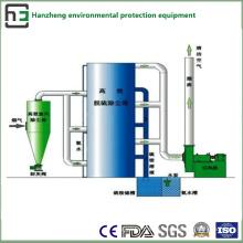 Desulfuración y Desinfección Operación-Metallury Cleaning Machine