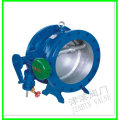 soupape anti-retour resiatant à l'ozone / clapet anti-retour à clapet anti-retour avec amortisseur / poids