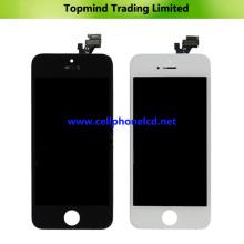Pantalla táctil de teléfono móvil con pantalla LCD para iPhone 5
