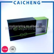 Caja de empaquetado modificada para requisitos particulares del regalo cosmético del estilo del cajón de la caja dura