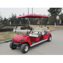 2 Sitze Elektroauto für Golf für Golfplätze