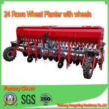 24rows Multifunktions-Pflanzmaschinen-Sämaschine mit Rädern für Traktor-Werkzeuge
