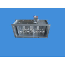 Manual or electric air damper for HVAC system in good quality