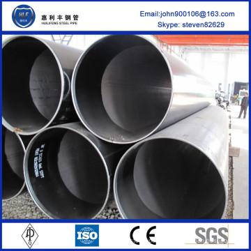 Vente en gros de câbles d'acier jcoe lsaw de haute qualité et de haute qualité pour le gaz et l'huile
